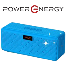 Bluetooth Speaker PowerEnergy FM021