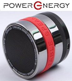 Bluetooth колонки PowerEnergy FM019